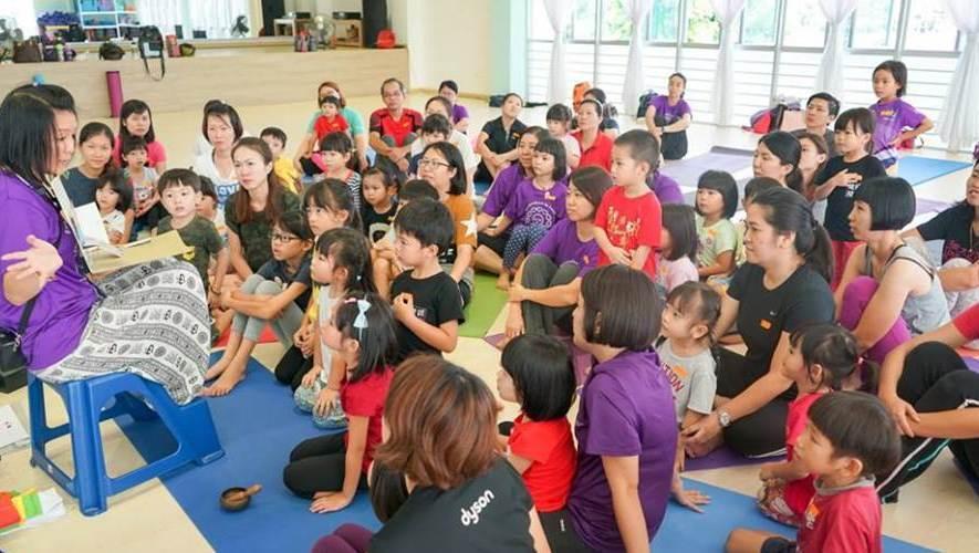 Everywhere Is Love Kidsyoga Festival Malaysia By Rutger Tamminga